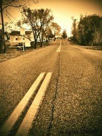 ulica miasta