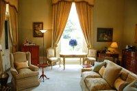 Elegancki salon domowy